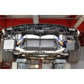 Nissan GT-R R35 Mine's Titanium Intercooler Piping Kit
