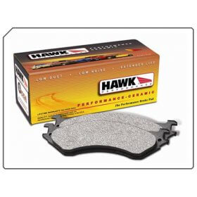 C6 Corvette Brake Pads C5-C6 Hawk Ceramic