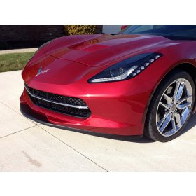 C7 Corvette Front Splitter Stage 1 - Painted or Carbon