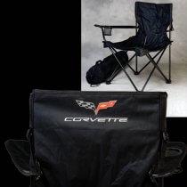 C6 Corvette Body Wrap Travel Chair