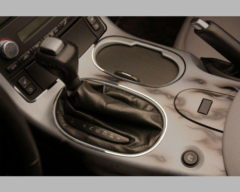 C6 Corvette Stainless Steel Interior Dash Trim