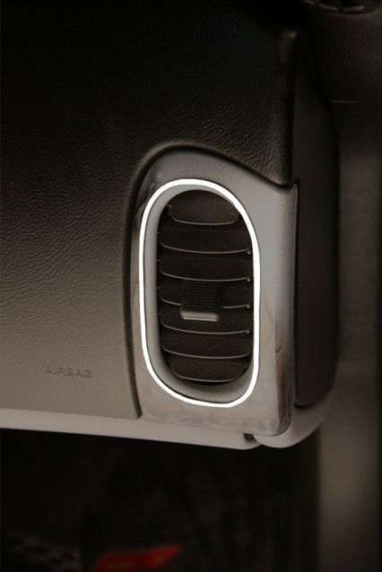 Interior C6 Corvette Trim
