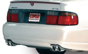 Corsa Cadillac SeVille Exhaust