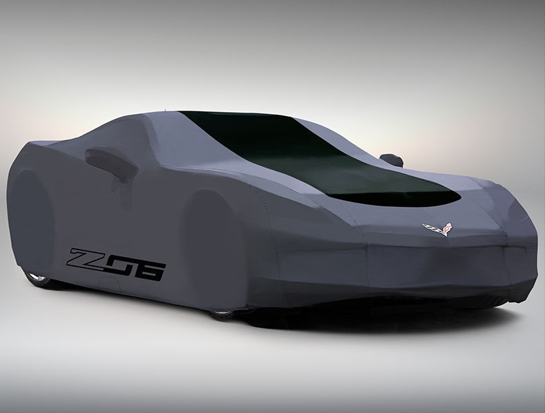 C7 Corvette Z06 Logo Gm Car Cover Outdoor Cover