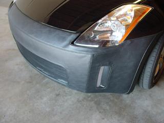 SpeedLingerie 350Z Nose Cover, Nissan 350Z Nose Cover, 350Z Bra,