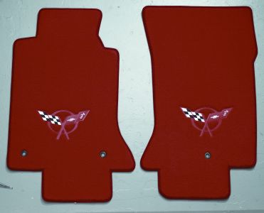 Corvette Lloyds  floor mats