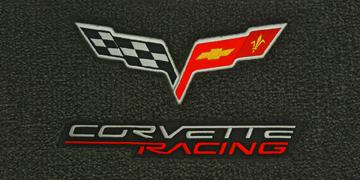 corvette racing lloyds floor mat