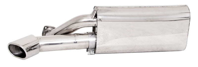 Porsche 911 Performance exhaust system