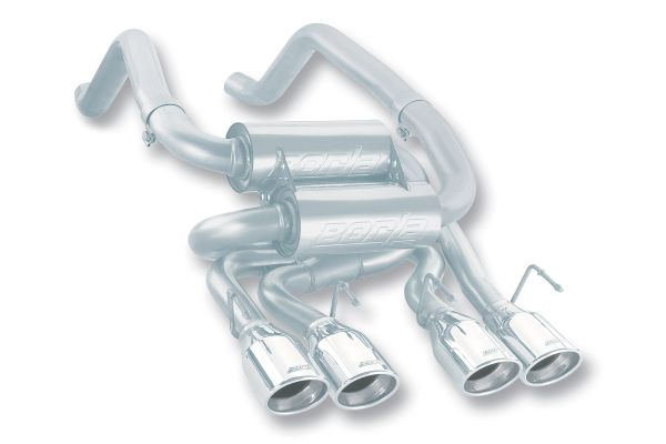 Borla C6 Corvette  2009 Exhaust