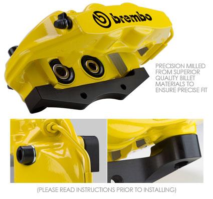 Brembo GT-R Big Brake Kit