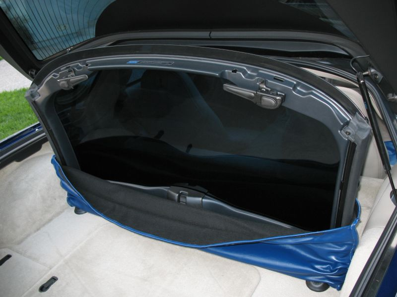 Corvette Hard Top Cover