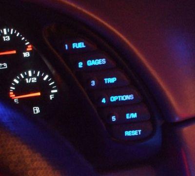 C5 Corvette Led Lighting Corvette Instrument Panel Led Lighting