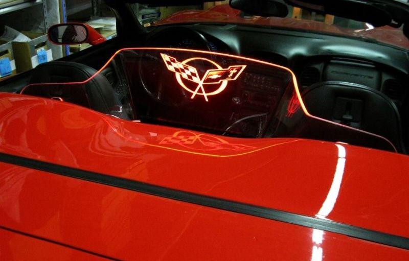 C5 Corvette Wind restrictor