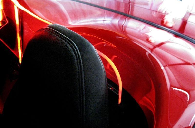 C5 Corvette Wind Screen