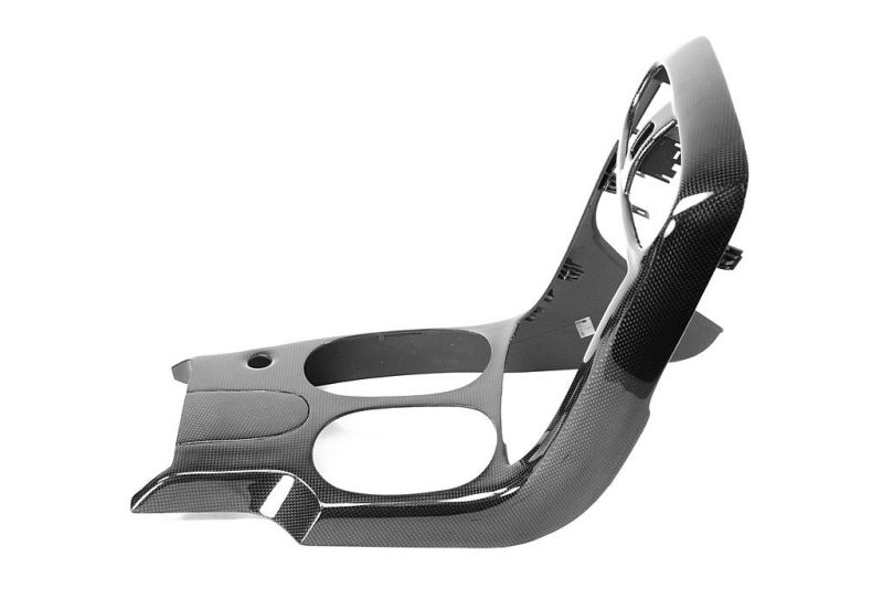 C6 Corvette Carbon Fiber Center Console