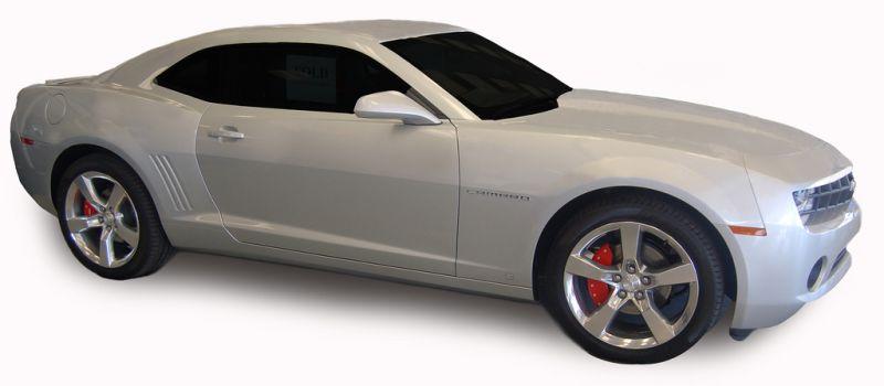Camaro Brake Cover