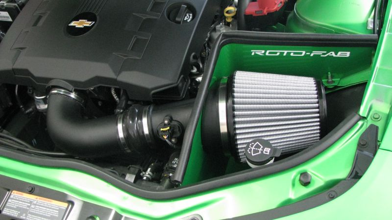 Camaro Cold Air Intake