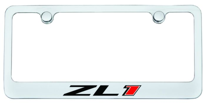 Camaro ZL1 License Plate Frame