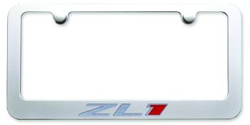 Camaro ZL1 License Plate