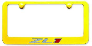Camaro ZL1 Plate Frame