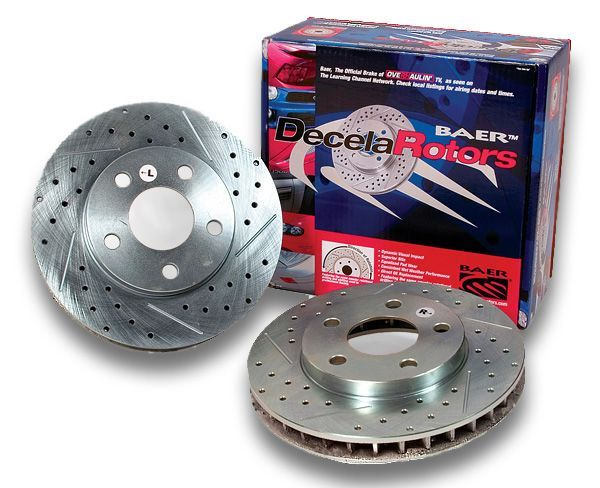 Dodge Challenger Replacement Brake Rotors