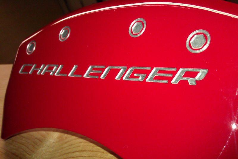 Dodge Challenger Stainless Steel Caliper Cover