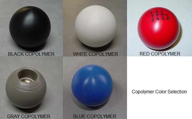 Custom Corvette Shift Knob Options