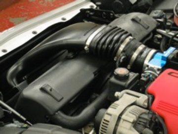 Corvette C5 Honker