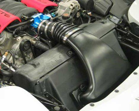 Corvette Honker Intake