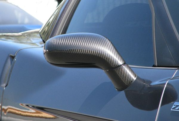 APR Carbon Fiber Mirrors