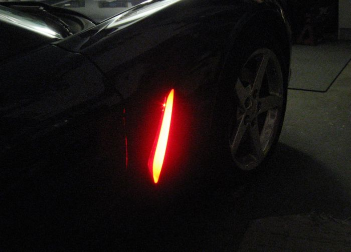 C5 LED Fender Lighting Kit