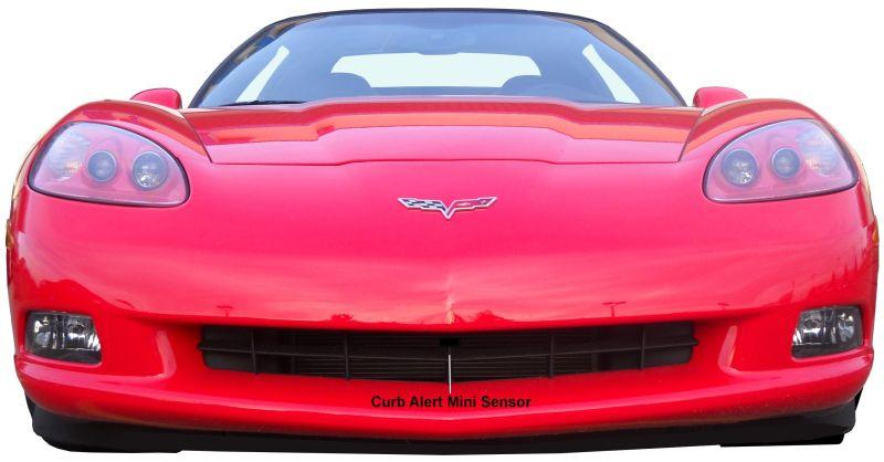 Corvette Curb Alert