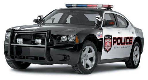 DBA Police Pursuit Brakes