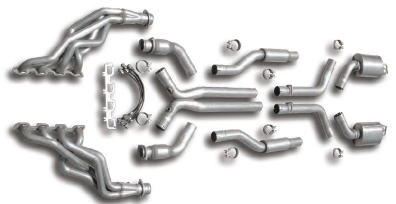 Dodge Challenger Long Tube Headers