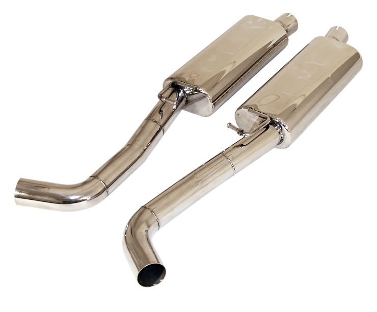 B&B Dodge RT Exhaust System