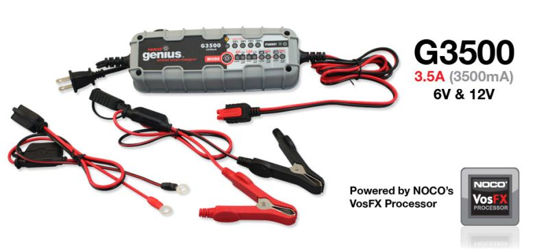 G3500 Battery Charger