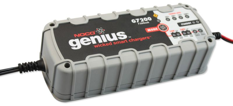 NOCO Genius G7200 Trickle Charger