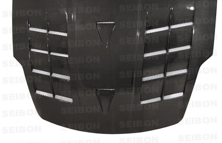 Carbon Fiber GT Hood for the Nissan 350Z