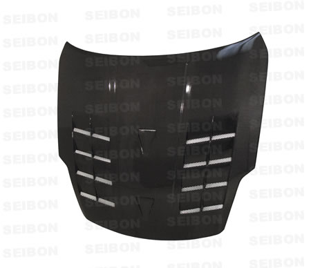 GT Style Carbon Fiber Hood for the Nissan 350Z
