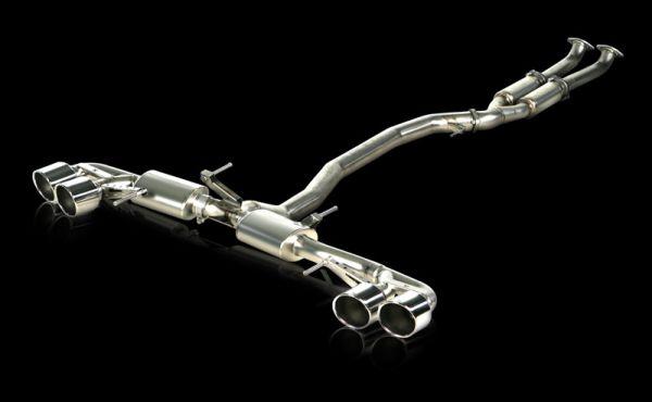 Akrapovic Titanium EVO Exhaust