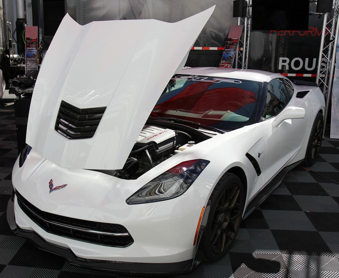 C7 Corvette APR Side Skirts