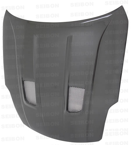 KB Style Carbon Fiber Hood for the Nissan 350Z