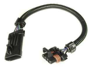 Corvette C5 O2 Sensor Extension FLAT