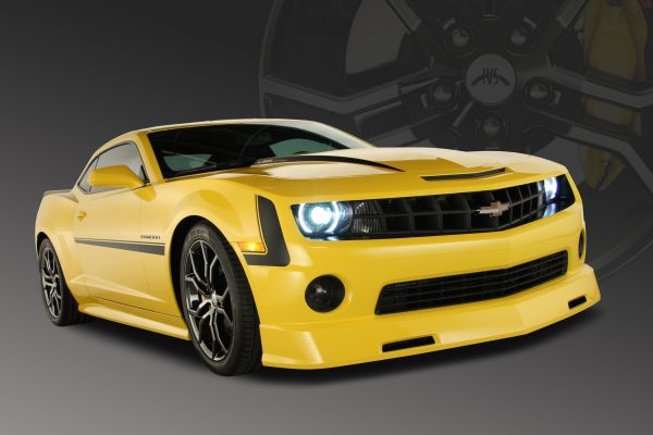 Havic Camaro Body Kit