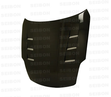 TS Style Carbon Fiber Hood for the Nissan 350Z