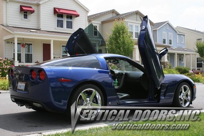 C6 Corvette Vertical Door Conversion Kits C6 Corvette Vertical Door Kit ... & Corvette Lambo Doors-Corvette vertical Doors-Corvette Door ... Pezcame.Com