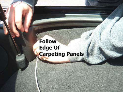 C6 Corvette  NPP exhaust switch