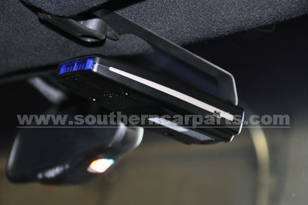 Corvette C5 Escort Radar Detector Mount