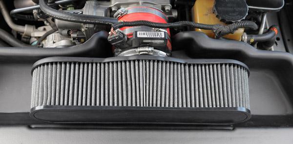 VaraRam GTO / Holden High Performance Cold Air Intake Kit