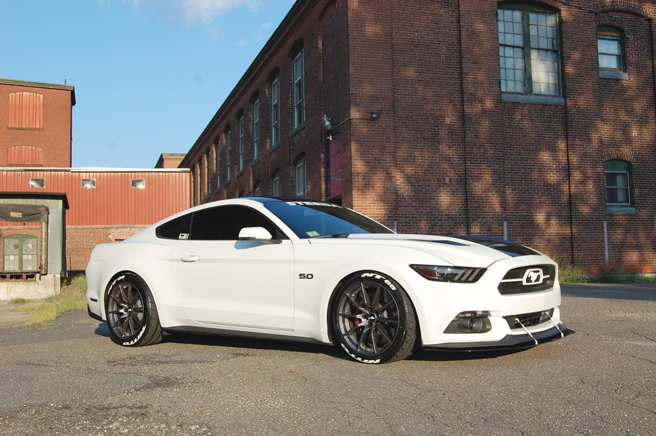 2015 2017 Ford Mustang Mrr Flow Forged M350 Wheels Package